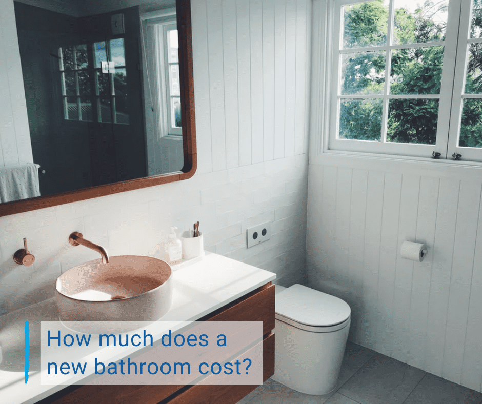How Much Does A New Bathroom Cost Bathroom Ideas